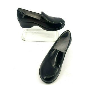Alegria Shoes Emma Loafers Black Slip Resistant